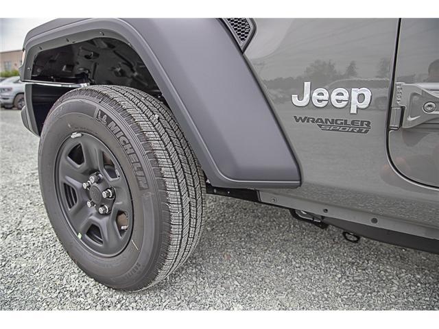 2019 Jeep Wrangler Sport (Stk: K633078) in Surrey - Image 8 of 19