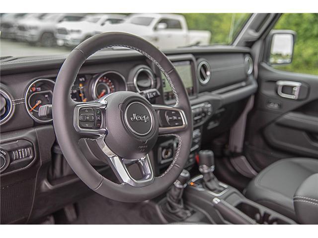 2019 Jeep Wrangler Unlimited Sahara (Stk: K602682) in Surrey - Image 11 of 25