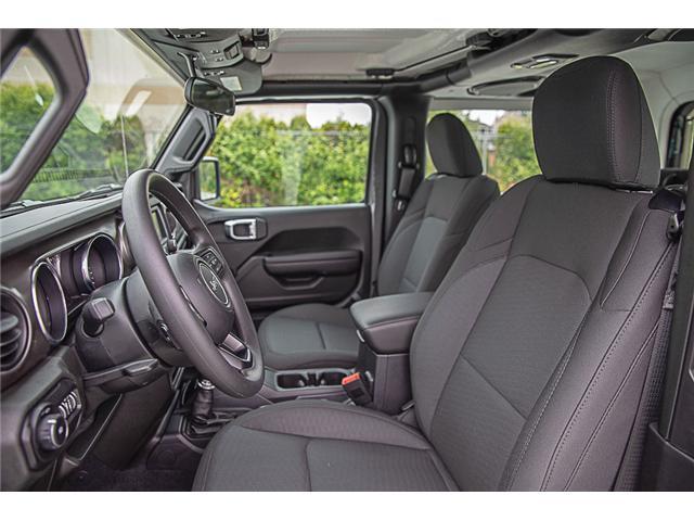 2019 Jeep Wrangler Sport (Stk: K633078) in Surrey - Image 9 of 19