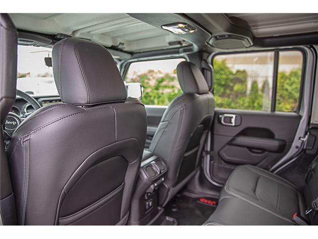2019 Jeep Wrangler Unlimited Sahara (Stk: K602682) in Surrey - Image 12 of 25