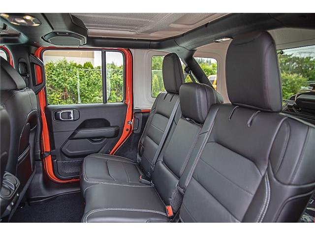 2019 Jeep Wrangler Unlimited Sahara (Stk: K602686) in Surrey - Image 11 of 25