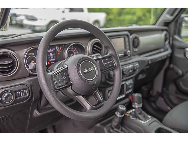 2019 Jeep Wrangler Sport (Stk: K633078) in Surrey - Image 10 of 19