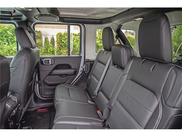 2019 Jeep Wrangler Unlimited Sahara (Stk: K602682) in Surrey - Image 13 of 25
