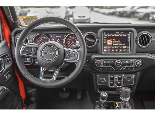 2019 Jeep Wrangler Unlimited Sahara (Stk: K602693) in Surrey - Image 12 of 23