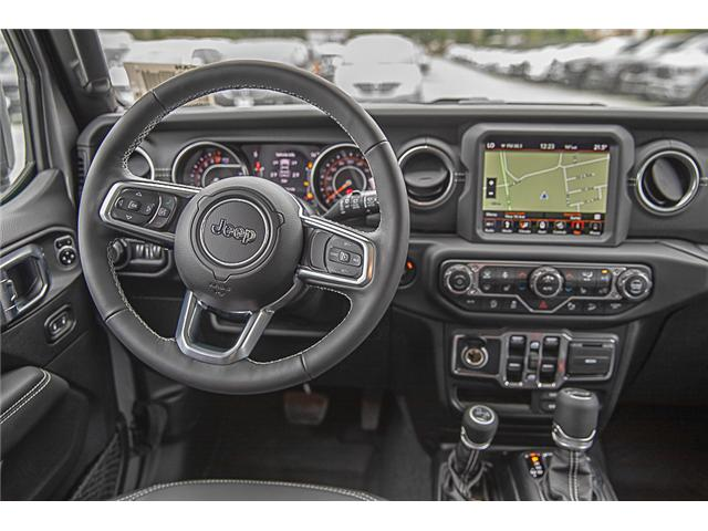 2019 Jeep Wrangler Unlimited Sahara (Stk: K602682) in Surrey - Image 14 of 25