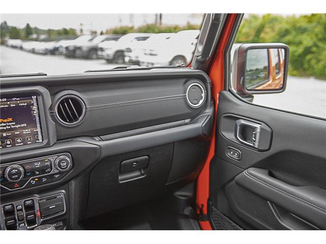 2019 Jeep Wrangler Unlimited Sahara (Stk: K602693) in Surrey - Image 13 of 23