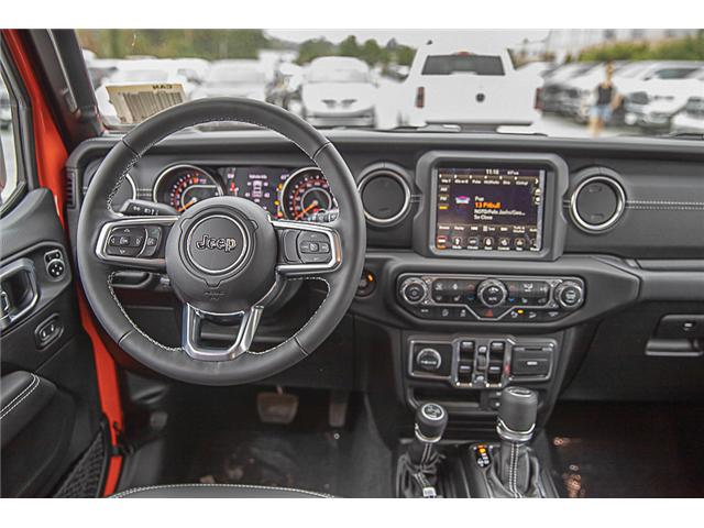 2019 Jeep Wrangler Unlimited Sahara (Stk: K602686) in Surrey - Image 13 of 25