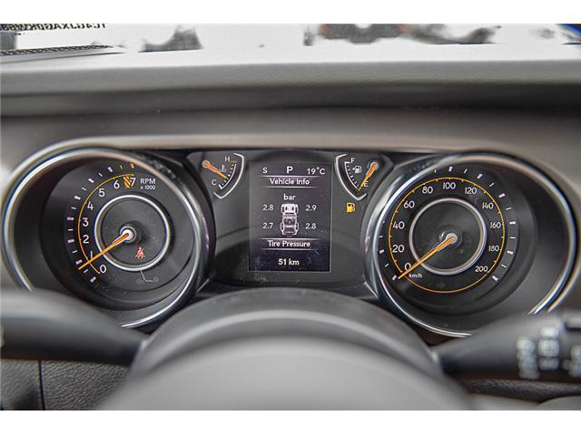 2019 Jeep Wrangler Sport (Stk: K633078) in Surrey - Image 13 of 19