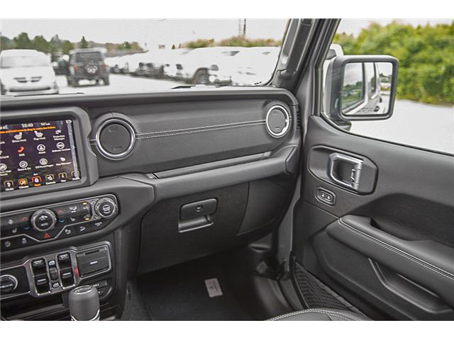 2019 Jeep Wrangler Unlimited Sahara (Stk: K602689) in Surrey - Image 14 of 25