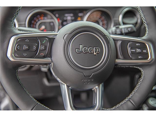 2019 Jeep Wrangler Unlimited Sahara (Stk: K602682) in Surrey - Image 17 of 25