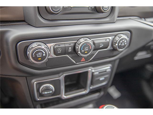 2019 Jeep Wrangler Sport (Stk: K633078) in Surrey - Image 16 of 19