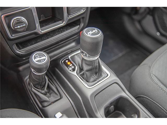 2019 Jeep Wrangler Sport (Stk: K633078) in Surrey - Image 17 of 19