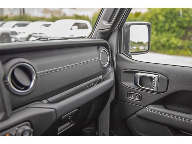2019 Jeep Wrangler Unlimited Sahara (Stk: K602682) in Surrey - Image 24 of 25