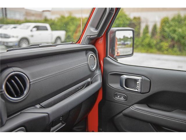 2019 Jeep Wrangler Unlimited Sahara (Stk: K602693) in Surrey - Image 22 of 23