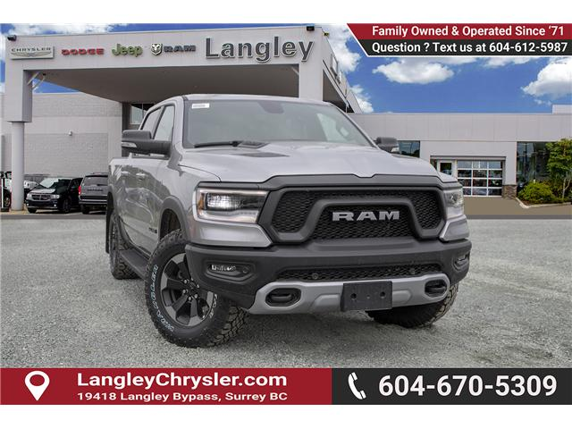 2019 RAM 1500 Rebel (Stk: K758464) in Surrey - Image 1 of 25