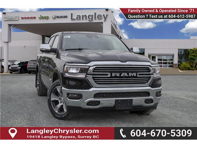 2019 RAM 1500 Laramie (Stk: K746596) in Surrey - Image 1 of 23