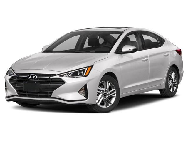 2020 Hyundai Elantra Preferred w/Sun & Safety Package (Stk: N21159) in Toronto - Image 1 of 9
