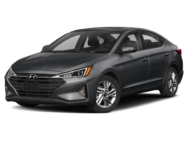 2020 Hyundai Elantra Preferred w/Sun & Safety Package (Stk: N21161) in Toronto - Image 1 of 9