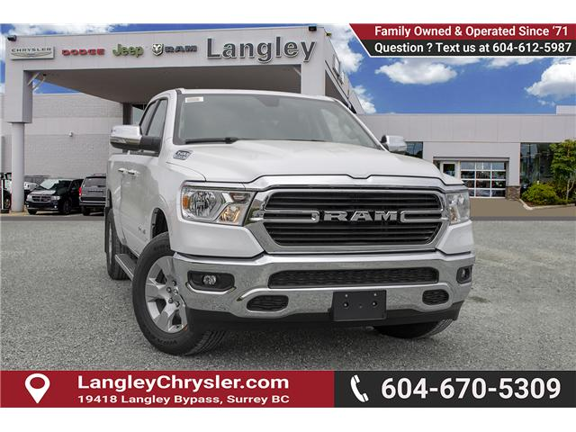 2019 RAM 1500 Big Horn (Stk: K852433) in Surrey - Image 1 of 21