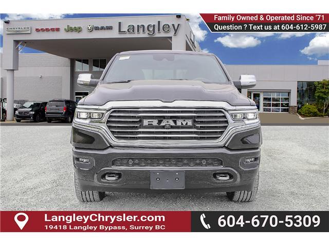 2019 RAM 1500 Laramie Longhorn (Stk: K843918) in Surrey - Image 2 of 28