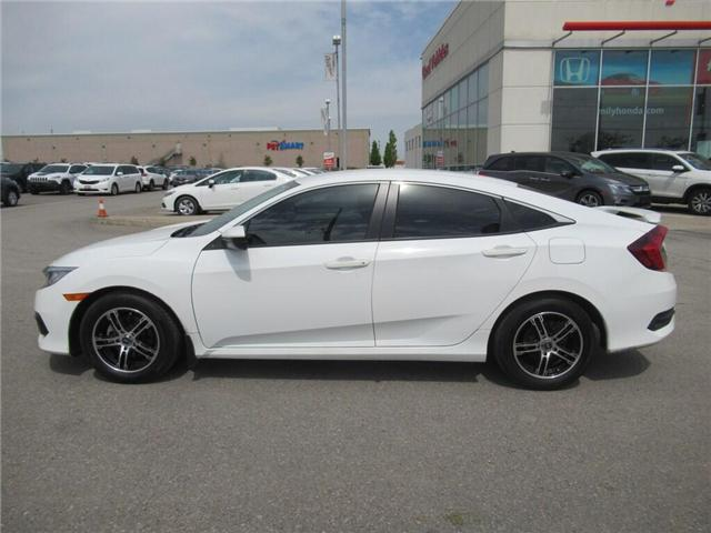 2017 Honda Civic LX, FREE EXTENDED WARRANTY! (Stk: 9023006A) in Brampton - Image 2 of 28