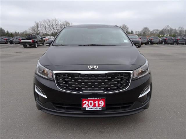 2019 Kia Sedona LX | HTD SEATS | 8 PASSENGER | REAR CAMERA | (Stk: DR175) in Brantford - Image 2 of 45