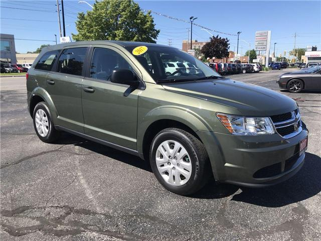 2017 Dodge Journey CVP/SE (Stk: 19662B) in Windsor - Image 1 of 11