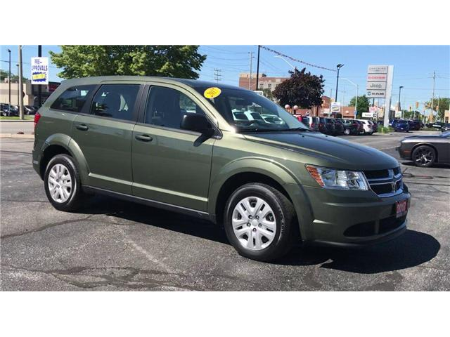 2017 Dodge Journey CVP/SE (Stk: 19662B) in Windsor - Image 2 of 11
