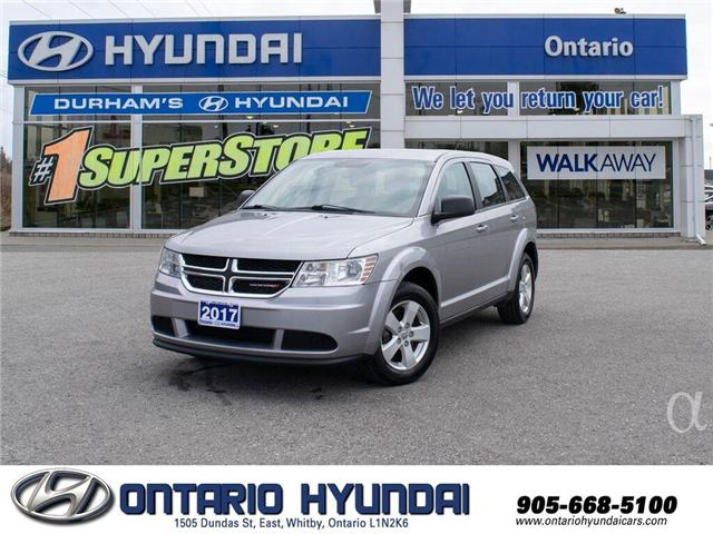 2017 Dodge Journey CVP/SE (Stk: 50865K) in Whitby - Image 1 of 17