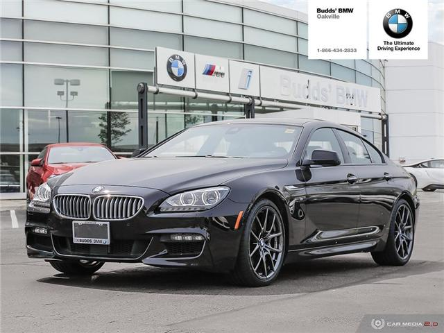 2015 BMW 650 Gran Coupe  (Stk: B693809A) in Oakville - Image 1 of 27