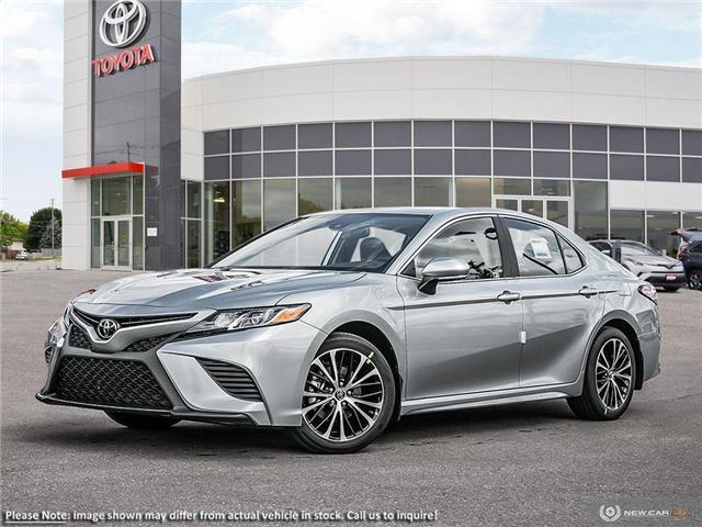 2019 Toyota Camry SE (Stk: 219601) in London - Image 1 of 24