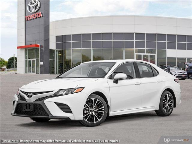 2019 Toyota Camry SE (Stk: 219629) in London - Image 1 of 24