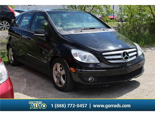 2007 Mercedes-Benz B-Class Turbo (Stk: 145604) in Milton - Image 1 of 9
