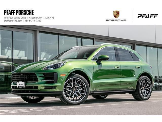 2019 Porsche Macan S (Stk: P14373) in Vaughan - Image 1 of 22