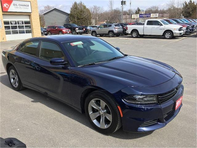 2017 Dodge Charger SXT (Stk: 18P078) in Kingston - Image 1 of 22