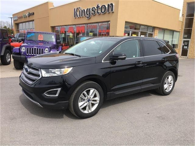 2016 Ford Edge SEL (Stk: 18P107) in Kingston - Image 1 of 22