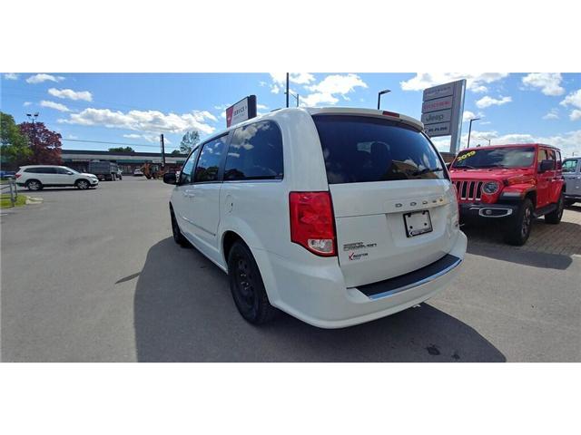 2016 Dodge Grand Caravan Crew (Stk: 19T180A) in Kingston - Image 2 of 21