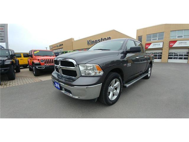 2016 RAM 1500 SLT (Stk: 19T123A) in Kingston - Image 1 of 20