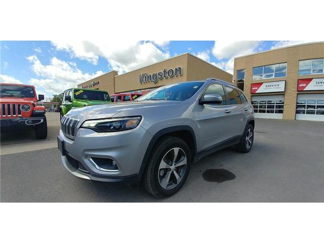 2019 Jeep Cherokee Limited (Stk: 19P059) in Kingston - Image 1 of 23