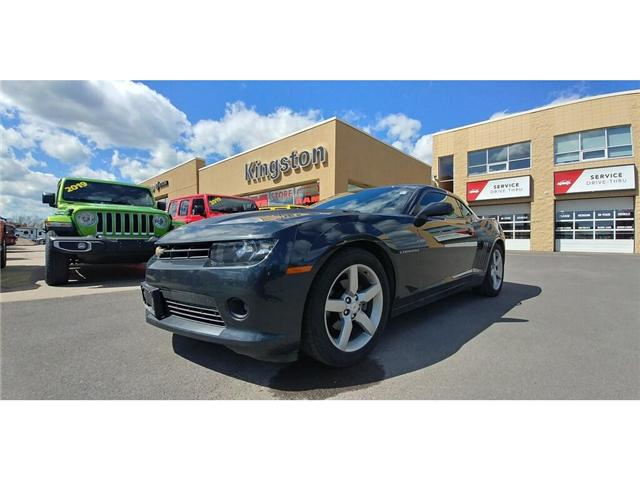 2014 Chevrolet Camaro 2LT (Stk: 19J029A) in Kingston - Image 1 of 21