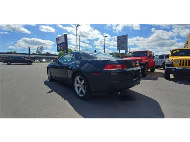 2014 Chevrolet Camaro 2LT (Stk: 19J029A) in Kingston - Image 2 of 21
