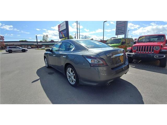 2014 Nissan Maxima SV (Stk: 18P304A) in Kingston - Image 2 of 24