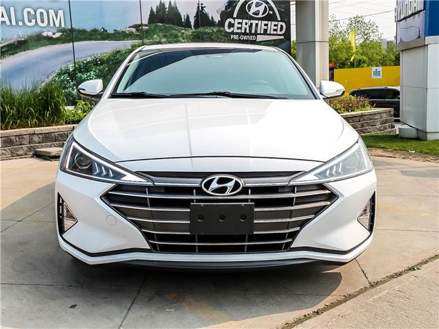 2019 Hyundai Elantra Preferred (Stk: U06513) in Toronto - Image 2 of 23