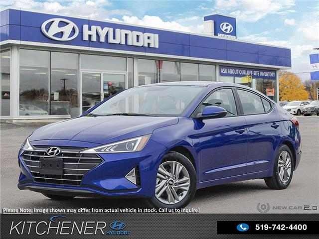 2020 Hyundai Elantra Preferred w/Sun & Safety Package (Stk: 59010) in Kitchener - Image 1 of 23