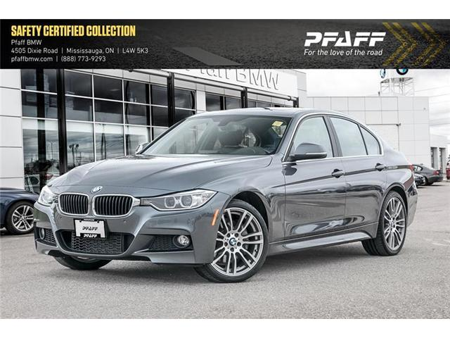 2015 BMW 335i xDrive (Stk: 22281A) in Mississauga - Image 1 of 22