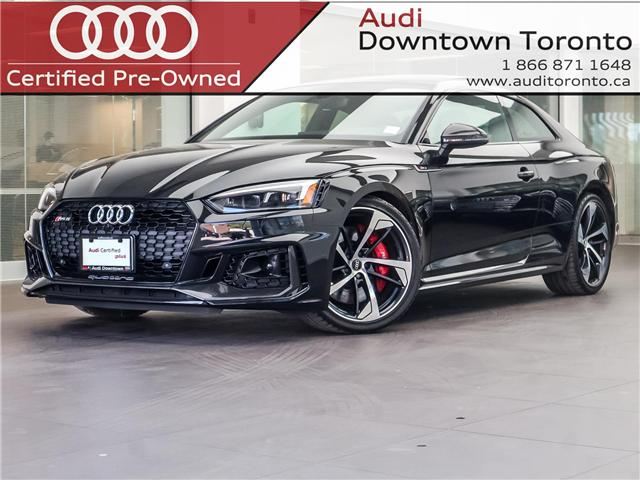 2018 Audi RS 5 2.9 (Stk: P3179) in Toronto - Image 1 of 29