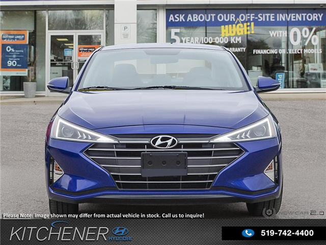 2020 Hyundai Elantra Preferred w/Sun & Safety Package (Stk: 59009) in Kitchener - Image 2 of 23
