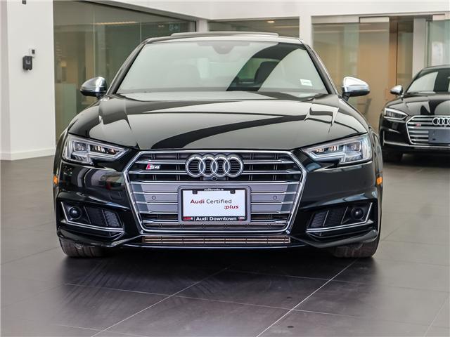 2018 Audi S4 3.0T Technik (Stk: P3190) in Toronto - Image 2 of 29