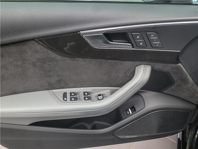 2018 Audi S4 3.0T Technik (Stk: P3190) in Toronto - Image 9 of 29
