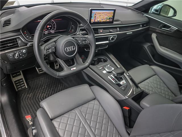 2018 Audi S4 3.0T Technik (Stk: P3190) in Toronto - Image 10 of 29